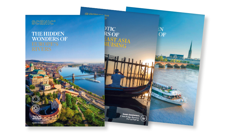 2021 River Cruise Brochures