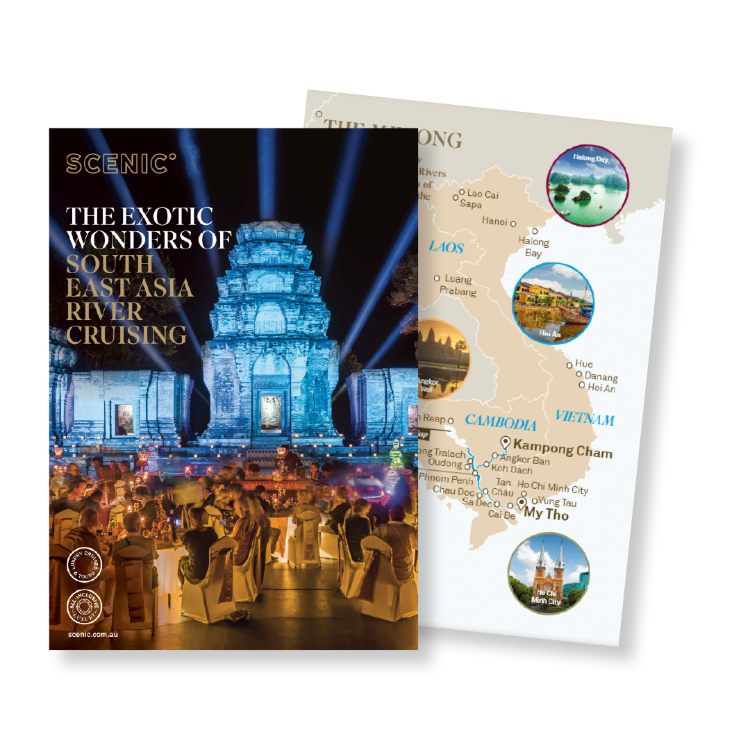 South East Asia River Cruising 2021/2022 Brochure