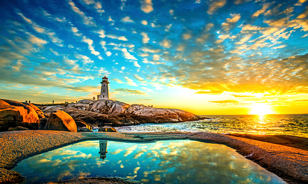 Peggy's Cove, Eastern Canada