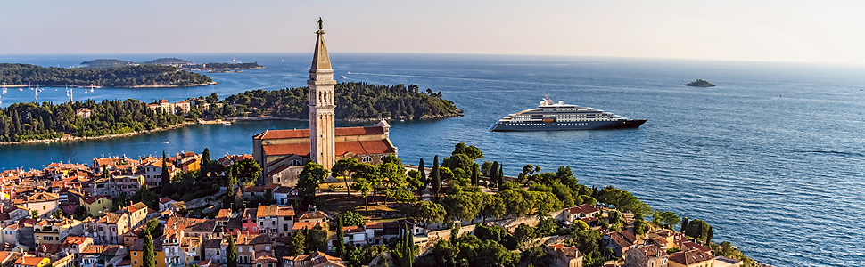 Scenic Eclipse in Rovinj, Croatia
