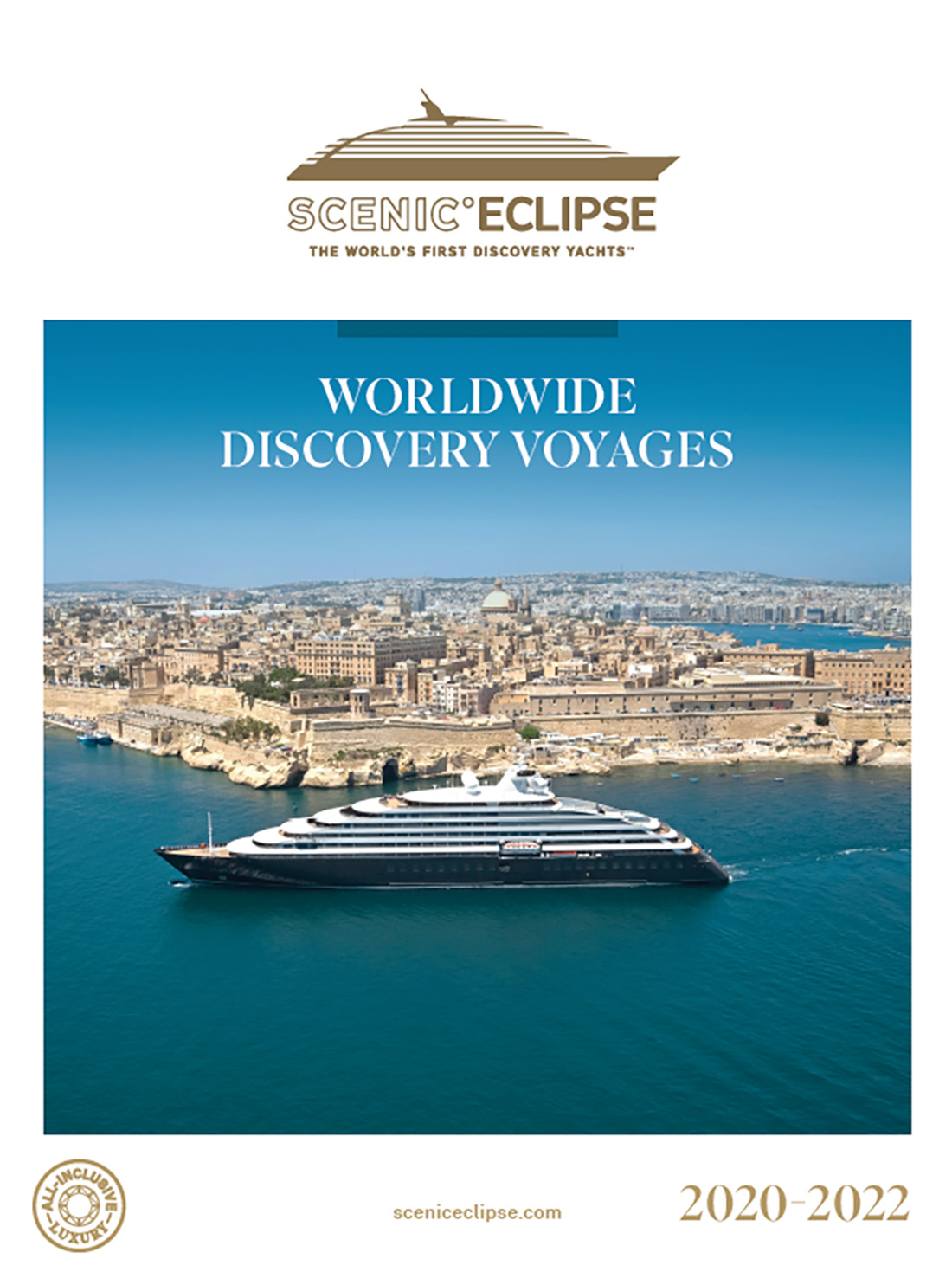 SCenic Eclipse brochure 2020