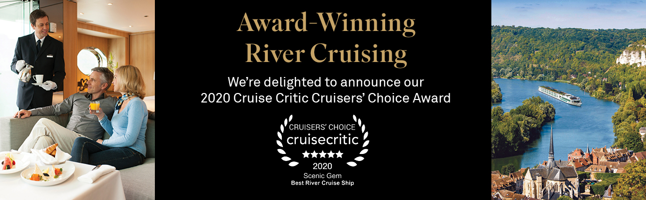 Award Winning River Cruises